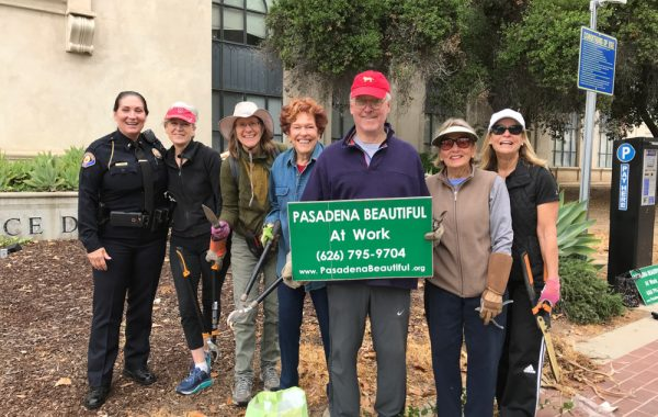 5/2/18 – Pasadena Police Headquarters