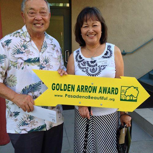 Golden Arrow Award winners